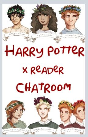 //Harry Potter x reader chatroom\\ by Avitute
