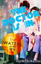 The Doctor Is In by MarieHuwanna