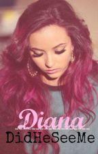 Diana // Jade Thirlwall A.U. by DidHeSeeMe