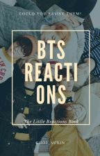 BTS réactions [EN PAUSE] by _Chany-Sun_Ri-Ron_