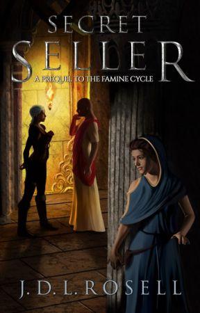 Secret Seller by JosiahRosell