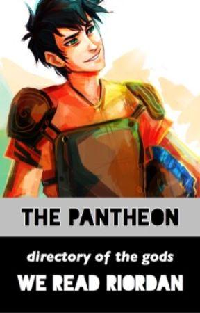 THE PANTHEON ! by WeReadRiordan