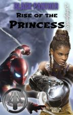 Black Panther: Rise of the Princess by Sparkplug02