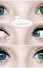 La chica con ojos de color by chicararaliteraria18