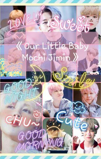 《Our Little Baby Mochi Jimin》
