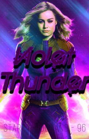 Violet Thunder ~*~ [ RALPH DIBNY ] by stark-holland-96
