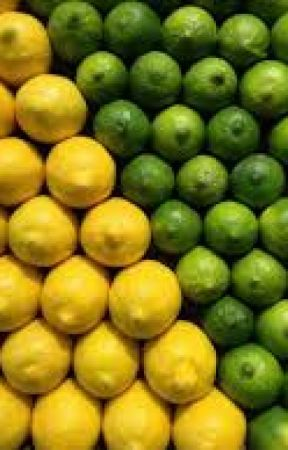Short n Stupid Lemons with limes by Spaekle