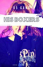 His Boxers • LisKook by 05GANG
