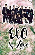 EXO iS LOVE (EXO RANDOM) by RAYEXO