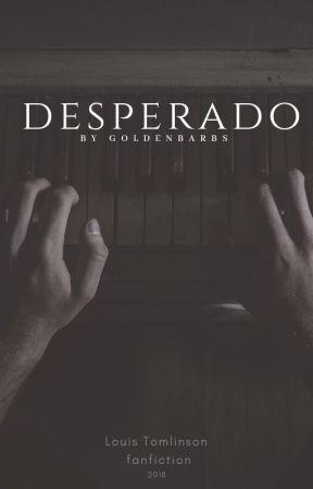 Desperado [psycho Louis Tomlinson] by goldenbarbs