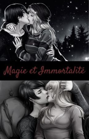 Magie et Immortalité (Is it Love ? Peter) Tome 1 by Ylanna_Story