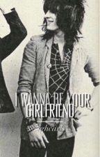I Wanna Be Your Girlfriend • Nikki Sixx by sighcarls