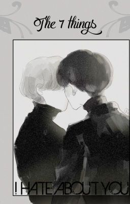 「V-trans」 [Kookmin] The seven things I hate about you