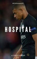 HOSPITAL | K. Mbappé by laaaaaau_