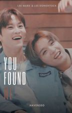 you found me ;;markhyuck;; by someoneofthespace