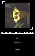 BTS Fake Dialogue by fuckfect