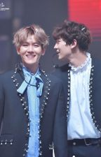 CHANBAEK ONESHOTS by bbhmochi614