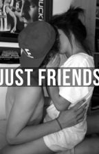 Just Friends? (A Hayes Grier FanFic) by Pooo_bear