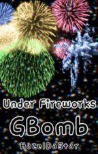 Under Fireworks by HazelDaStar