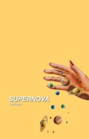 SUPERNOVA / EVAN PETERS by artjficially