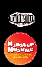 Monster Mesume watch Death Battle by Freelancer1337