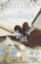 Leitura e Divulgação _Em Andamento_ by anaisadora122