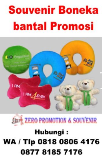 Produksi Bantal Promosi 3bb1ff9b7a