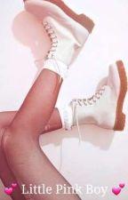 Little Pink Boy | Kellic by x-PrettySleeper-x
