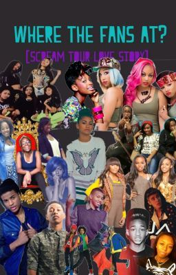 WHERE THE FANS AT OMG Girlz Mindless Behavior Zendaya amp Others