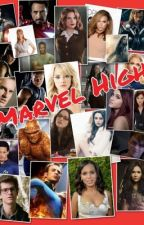 Marvel High by StrongerThanIWas