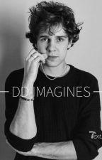 David Dobrik Imagines by namelessfunk