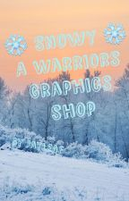 ❄️ Snowy ❄️ A Warriors Graphic Shop ❄️ OPEN ❄️ by Jayleaf_SaveW