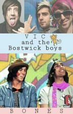 Vic and the Bostwick boys (Kellic) by Sweet_Bones