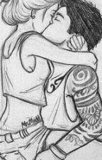 Eli Shane y trixie (Amor en bajoterra)) by fabi-san0880