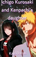 Kenpachi's daughter and Ichigo Kurosaki  by Bat_Kay