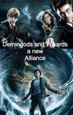 Demingods and Wisards a new alliance by AndreaGarcia733