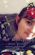 Jesus je t'aime ❤ Récit d'une chrétienne dans son cheminement vers le baptême. by choubidouread