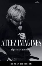 ATEEZ  Imagines | by KoreanBigMinion