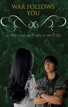 War Follows You by lameezisreal