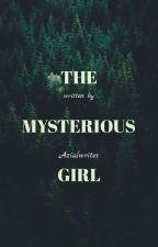 The Mysterious Girl by IceBear056