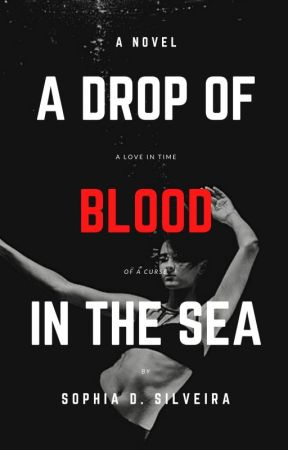 A Drop of Blood in the Sea by sofeeah_dee