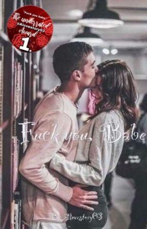 Fuck you, Babe by Alovestory03