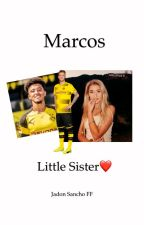 Marcos little sister❤️ by soccerguurl