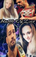 Battle Of Love by SmileyMiley91