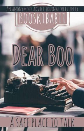 Dear Boo by BooskiBabii