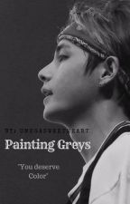 Painting Greys -J.JK+K.TH by OmegaSweetheart
