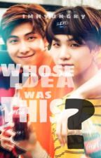Whose Idea Was This? // bts chat room  by imhyungry