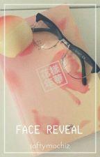 face reveal | me by -jiminieoppa