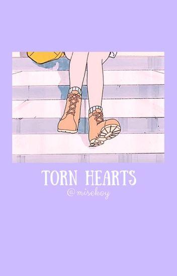 torn hearts ↬ takuma ichijo v.k