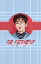 mr. president    김준면 by junhuiwen-stan